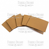 set of blanks for creating cards 15х10 см craft