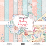 набор скрапбумаги shabby baby girl redesign 30,5x30,5 см 10 листов