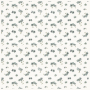 "deco vellum colored sheet forget-me-not 11.5""x11.5"""