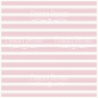"deco vellum colored sheet pink horizontal 11.5""x11.5"""