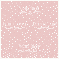 "deco vellum colored sheet ""peas on pink"""