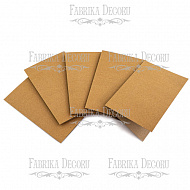set of blanks for creating cards 10х15 см craft